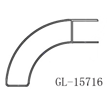 Lateral Protection Bar Mudguard