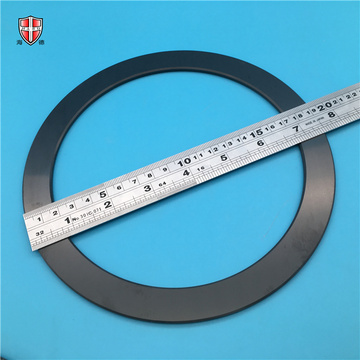 wear resistant insulated silicon nitride sealing ring spacer