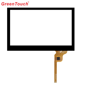 "4.3 "" Waterproof Low Cost Capacitive Touch Screen"
