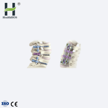 orthopaedic Spine series Titanium plate implants