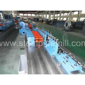 ERW rectangle tube mill