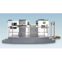ZXY1050-D Automatic Die-cutting and creasing machine