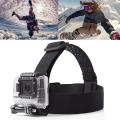 Durable Non-slip Elastic Head Strap for GoPro Hero Sports Camera Accessory Non-slip Elastic adjustable strap Head Strap band for