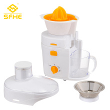 Plastic Housing High Speed Juicer For orange