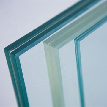 11.52mm 13.52mm Milky Tempered Laminated Glass Price m2