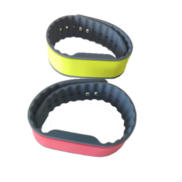 Waterproof LF Medical RFID ID Silicone Bracelets