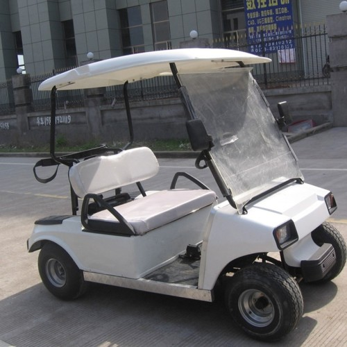 CE 2 Seats Electric cheap golf carts for sale