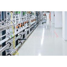 Aisle ESD epoxy floors