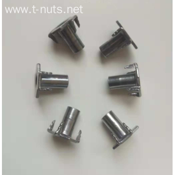 M6x16 Original color Riveting Tee nuts