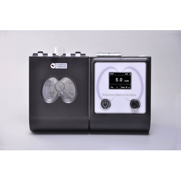 New Portable Non-invasive Ventilator for Home
