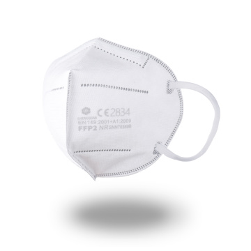 Adjustable FFP2 Mask for Protection against Dust Pollen