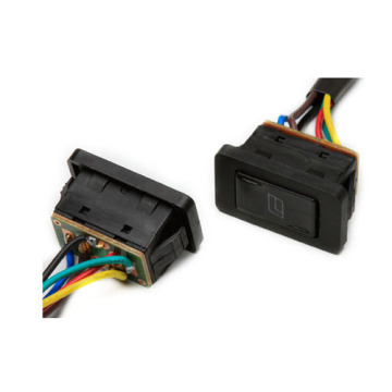 ASW-21D Waterproof Micro Automotive Switch
