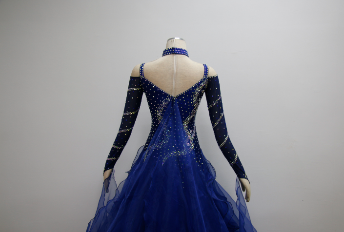 Womens Ballroom Dance Costumes