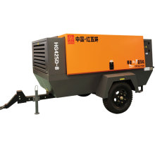 HG425D-8 medium electric  screw air compressor 100L