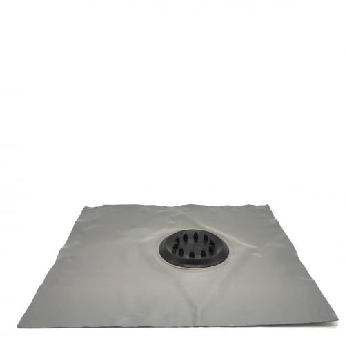 Metal Square Base Chimney flashing for water proof
