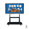 70 Inches Touch Screen Board with mobile stand