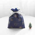 Medium Dark Blue Non-woven Gift Bags