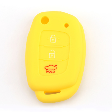 Li-button tsa Hyundai 3 Exclusive Silicone Car Key Cover