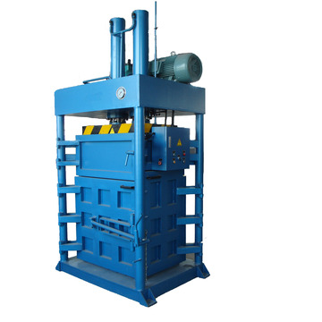 Cloth Baling Press Machine