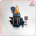 Hydraulic Cast Iron Chips Scrap Briquetting Press Machine
