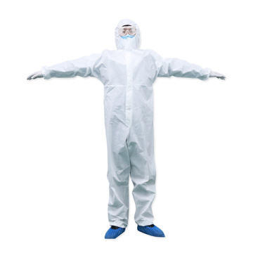 Sterilized Coverall Disposable Protection Suit
