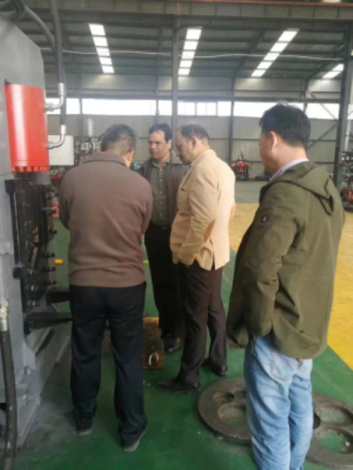 Sunchine CNC Angle Line Equipment Top Quality