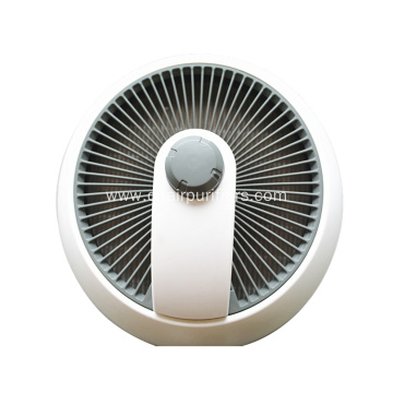 Round Shape Desktop HEPA Air Cleaner
