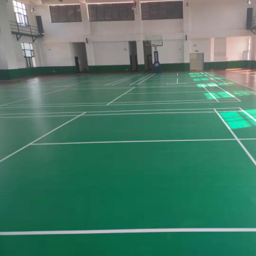PVC floor for Badminton