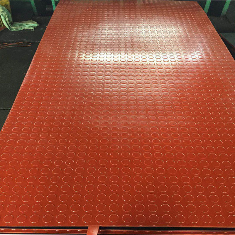 Foamed Rubber Floor Sheet