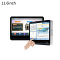 New 11 inch touch screen PC with NFC
