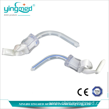 Disposable PVC Tracheostomy Tube without cuff