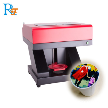 Ripples coffee printer for latte coffee printing