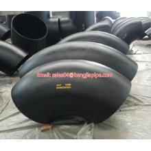 EN10253 90Deg black steel pipe elbow