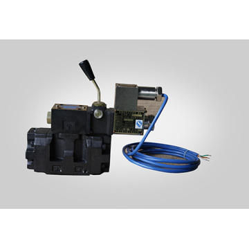 Explosion Proof Electrohydraulic Valve