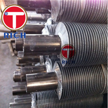Finned Stainless Steel Tubing