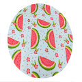 fruit shaped animal print personalized beach towels