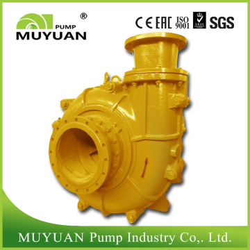 Horizontal Slag Granulation Platinum Processing Slurry Pump