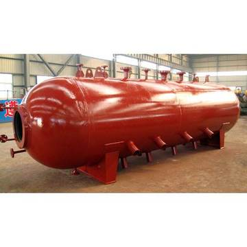 Boiler Drum Heat Exchanger With Internals Parts