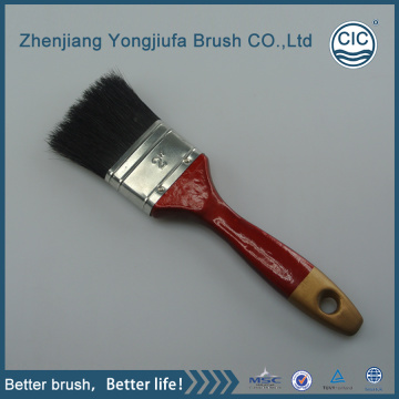 Wholesale Chinese Beige Boiled Bristle PaintBrush