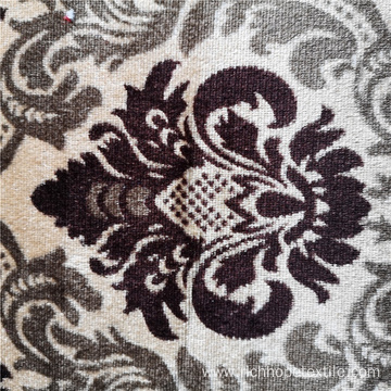 Factory Supply Sofa African Velvet Fabric For Textile