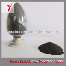 Popular abrasives boron carbide polishing material supplier
