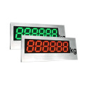Accurate Led External Weighing Remote Display