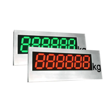 Big Weighing Remote Display Electronic Equipments Readout