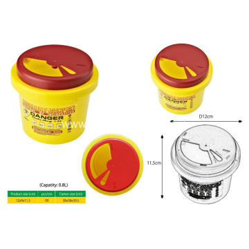 Sharps Container 0.8L