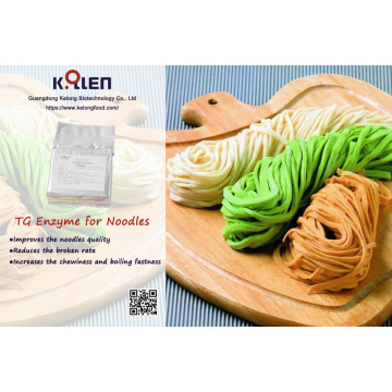 Food additive in noodles
