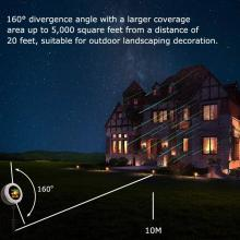 Laser Christmas projector  light OUTDOOR