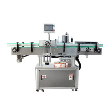 Automatic Double Sides Flat Bottle Labeling Machine