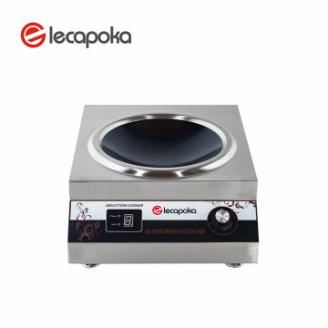 Commercial Induction Cooker High-Power 5kw Concave Electric