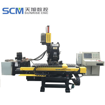 Punching Drilling and Marking Machine for Joint Plates