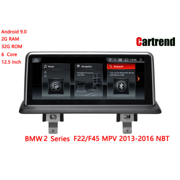 Dvd Gps Navi BMW 2 Series F22 / F45